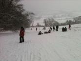 Snow, Shoreham, Filston Lane