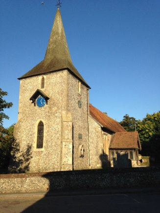 Downe church