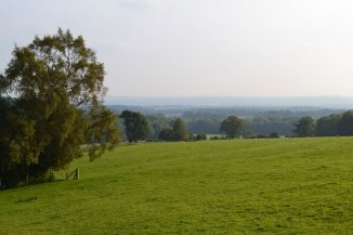 View of Kent Weald, near Ide Hill