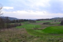 Fair way to go … Lullingstone golf course, December 2015