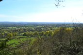 First of May from Wilmot's Hill, Ightam Mote