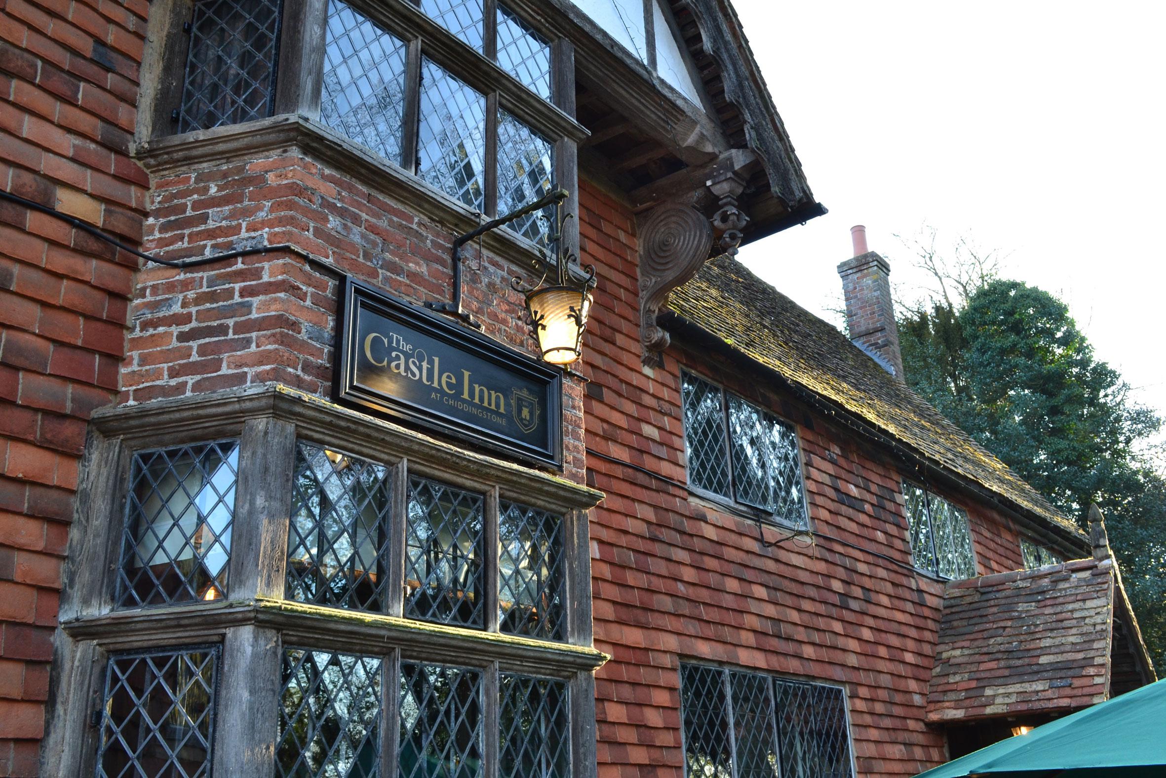 The Castle Inn, Chiddingstone