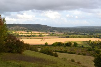 Darent valley autumn