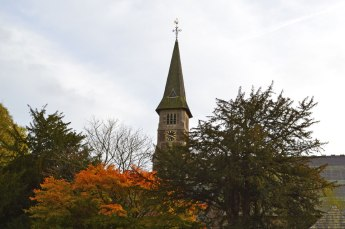 Ide Hill church