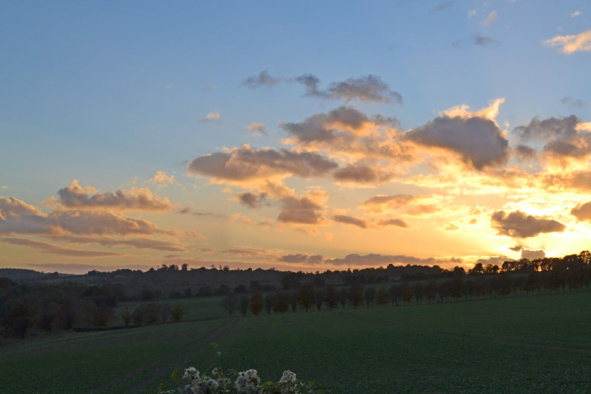 Sunset, Lullingstone