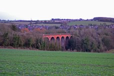 Eynsford walk. Viaduct