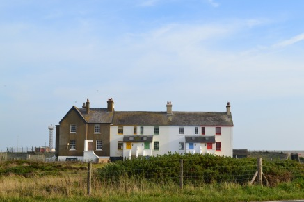 East Camber houses