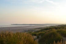 Looking west, Camber Sands