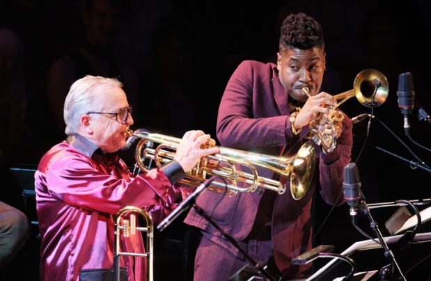 Metropole Orchestra's Charles Mingus tribute at the Proms