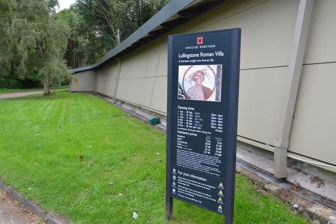 Roman Villa at Eynsford