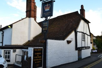Two of Shoreham's finest pubs.