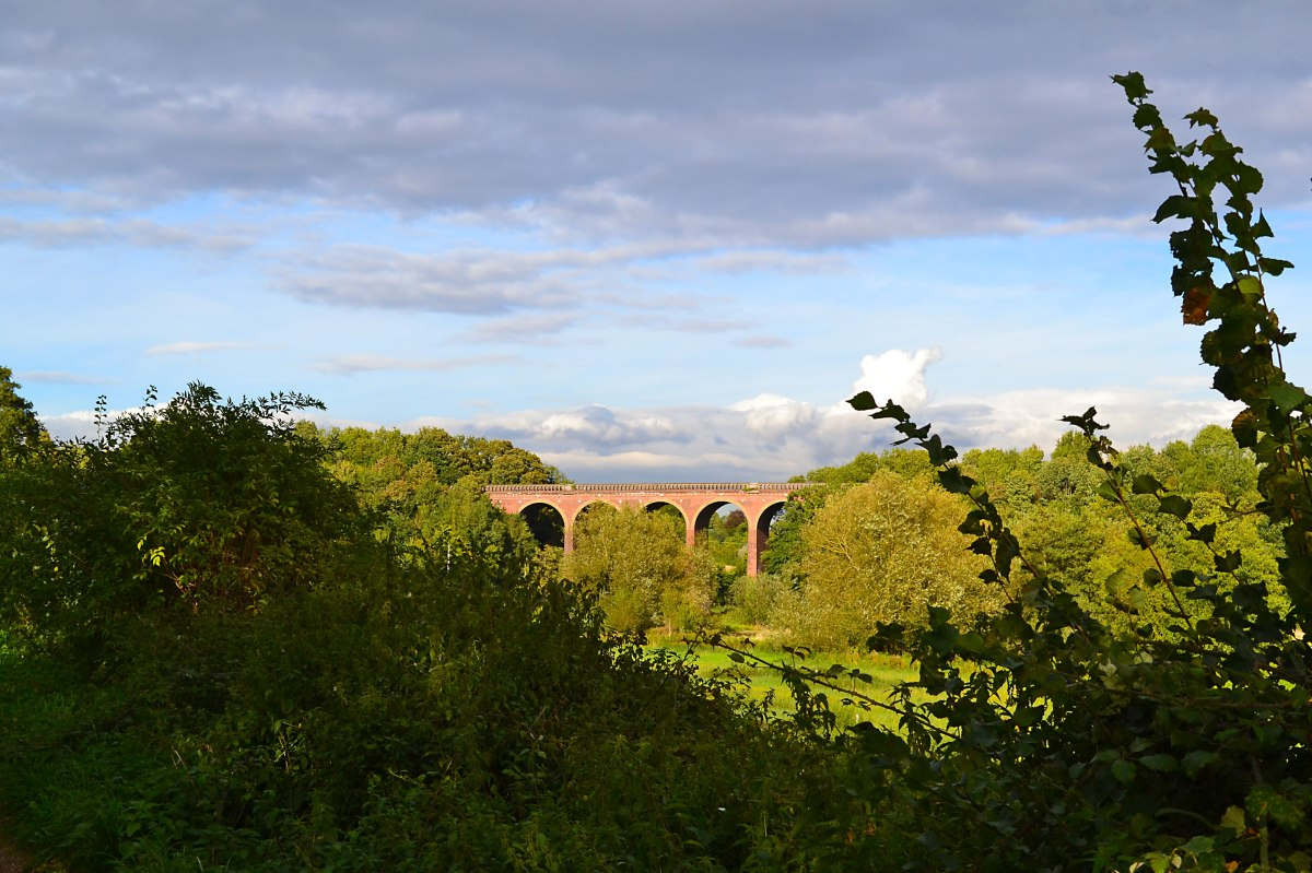 Viaduct near Roman Villa
