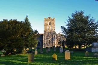 Cliffe church