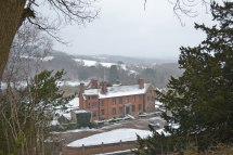 Chartwell from the Mariners Hill loop