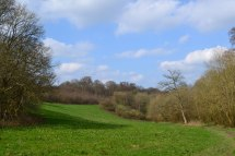 Hidden valley, Ightham Mote