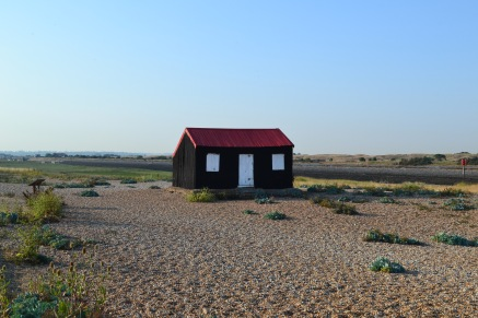 That hut