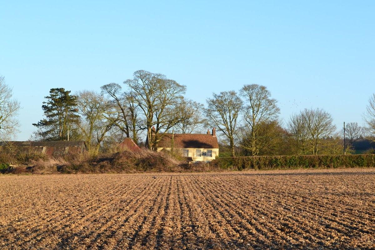 Dunstall farm house
