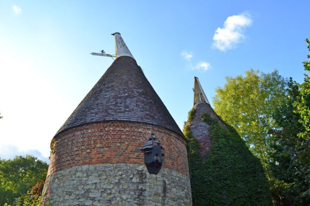 Underriver and Budds, Sevenoaks: a scenicroute